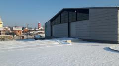 Snijeg u Đulovcu